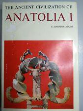 Book: Anatolia I - The Cresset Press - Alkim - First Ed 1969 - Colour photos