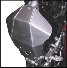 Ricochet Aluminum Skid Plate - Kawasaki KLR250 (1995-2005), Part #254