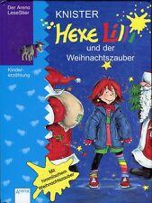 Kinderbuch Hexe Lilli und der Weihnachtszauber