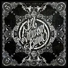CD de musique rap album sampler