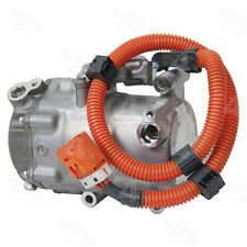A/C Compressor-New Compressor Compressor Works 649014 fits 04-09 Toyota Prius