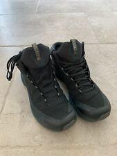 Arc'teryx Aerios FL Mid Goretex Hiking Boots Size 8 Navy Blue VGC