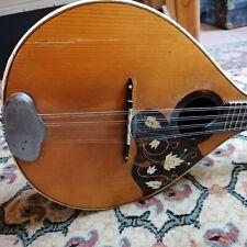 mandoline ancienne des années 1920