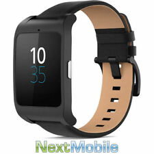 Sony Leather Band 4GB Smart Watches