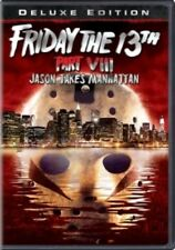 Friday the 13th Part Viii: Jason Takes Manhattan [New DVD] Ac-3/Dolby Digital,