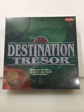 Tactic Destination Tresor Board Game Instructions In French , NEW / SEALED