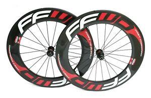 FFWD Fast Forward F9R Tubular Carbon Wheelset 11Spd - Including Bags & Skewers