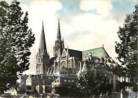 BT3869 Chartres la cathedrale         France