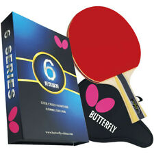 Butterfly 603 Rackets with cover