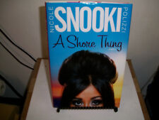 "A Shore Thing by Nicole ""Snooki"" Polizzi (2011, Hardcover)"