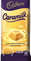LIMITED EDITION Cadbury Caramilk Block 180g - Australian Import - UK Seller Gift