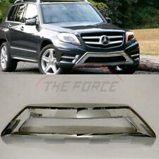 Fit For 2012-2015 Mercedes Benz W204 GLK200 260 280 300 350 Front Bumper Guard