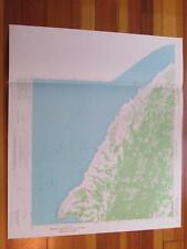 Port San Luis California 1966 Original Vintage USGS Topo Map