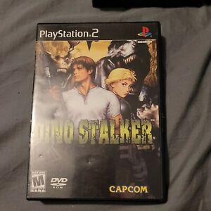 Dino Stalker (Sony PlayStation 2, 2002) PS2 COMPLETE & TESTED w~Gameplay Photos