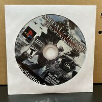 Medal of Honor: European Assault (Sony Playstation 2 PS2) Disc Only