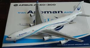Aseman Airlines Airbus A340-300 EP-APA JC Wings  1:400 LH4150