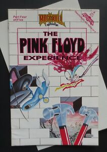 1991 Part Four of Five The Pink Floyd Experience Rock N Roll Comics