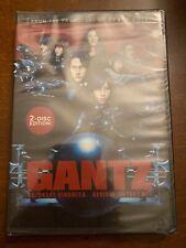 Gantz Live Action DVD Official Viz Media New Sealed