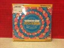 Pokemon Center Slowpoke Song Music CD DVD Japan 2015 Promo Sealed RARE NEW