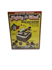 Mighty Mind Basic -Children's Skill Building Puzzle Set NIB 3-8 Ages