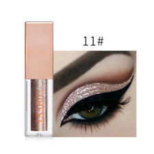 15 Color Duo Liquid Eyeshadow Long Lasting Pearlescent Liquid Shiny Eye Shadow