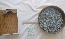 "Steel Pan Head Phillips Sheet Metal Screw, #10 1/2"" long, Blunt tip, 1050+pcs"