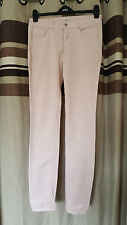 "Firetrap Evelyn Pale Pink Skinny Jeans 30"" R"