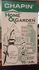 CHAPIN HOME & GARDEN 1 GALLON SPRAYER WEED PEST CONTROL FERTILIZE CLEAN SPRAY