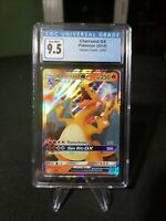 Charizard GX 9/68 - CGC 9.5 - Pokemon Hidden Fates