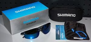 Shimano Sunglass Tiagra 2 Polarisationsbrille II Polbrille Sonnenbrille NEW OVP
