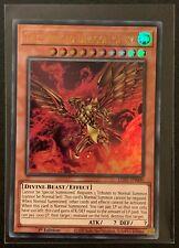 The Winged Dragon Ra | LED7-EN000 | Ultra Rare | 1st Ed | Rage of Ra | YuGiOh