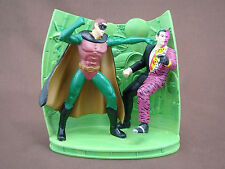 BATMAN FOREVER ROBIN & TWO FACE DIORAMA STATUE #1239 OF 5000 w/COA  BY APPLAUSE