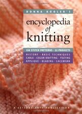 Donna Koolers Encyclopedia of Knitting (Leisure A