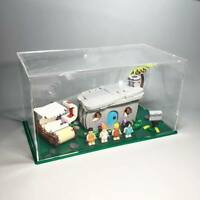 Acrylic Display Case for The Flintstones LEGO set 21316