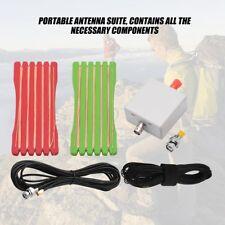 LW1650 Portable Long Fil Antenne Ondes Courtes Récepteur Radio 1.6-50 MHz