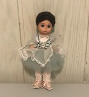 "Madame Alexander 8"" Blue Ballerina Doll"