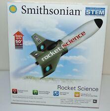 Smithsonian Rocket Science kit STEM New sealed educational Earth Science