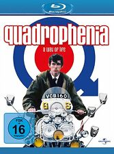 QUADROPHENIA Phil Daniels THE WHO Mods & Rocker Film cult STING BLU-RAY