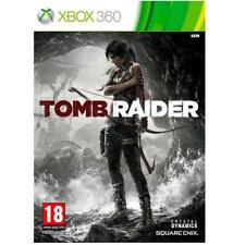 Pal version Microsoft Xbox 360 Tomb Raider (2013)