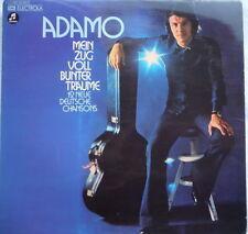 ADAMO - Mein Zug voll bunter Träume - LP