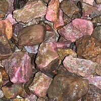 1000 Carat Lots of SMALL Ruby/Sapphire Rough - Plus a FREE Faceted Gemstone