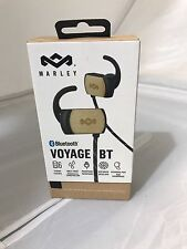 House of Marley Voyage In-Ear Sound Isolating Wireless HeadphonesSignature Black
