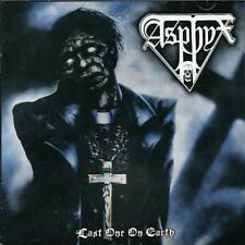 Asphyx Last One on Earth CD Reissue 2008 Death Metal