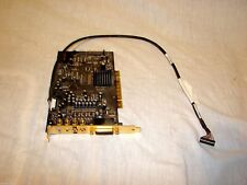 Genuine Dell SB0460 PCI Creative Sound Blaster X-Fi Laptop Sound Card 0CT602