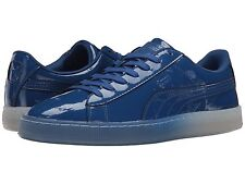 PUMA Basket Patent Ice Fade Men Shoes Limoges 11.0US   NIB