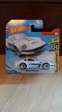 Hot Wheels Nissan Fairlady Z GREDDY White Short Card New 1:64 HW Speed Graphics