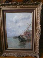 tableau Edmond Marie PETITJEAN (1844-1925)