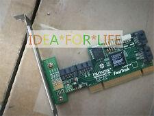 Used Good PROMISE FastTrak TX4310 4 Ports SATA RAID Card #CJQ
