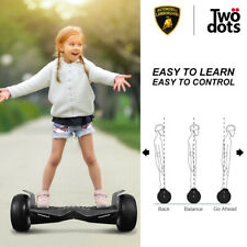 8.5 Inch Intelligent Electric Balance Scooter Electric Scooter APP Music Scooter