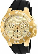 Technomarine Men's TM-115079 Cruise Medusa Gold & Gold Dial Swiss Watch